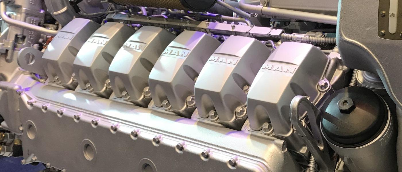 GermanDieselParts.com MAN Motor Engine