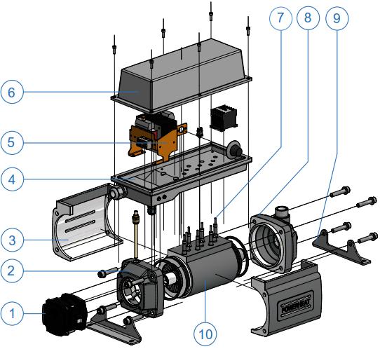 GermanDieselParts.com PH Technische Detail Zeichnung Technical details drawing